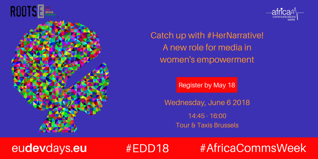 Shedding Light On Developmental Blind >> African Women In Media Catch Up With Hernarrative At The European